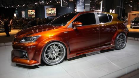 Cum devine Lexus CT200h cel mai cool hibrid din istorie