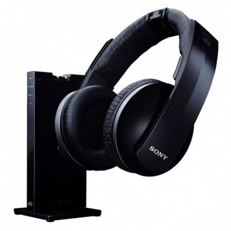 Supersunet wireless prin castile Sony MDR-DS6500
