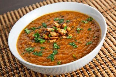 Reteta de post a zilei: supa de fasole cu rozmarin si usturoi