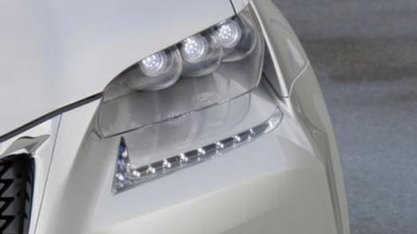 Noul Lexus GS - Hibridele nu au aratat niciodata mai bine