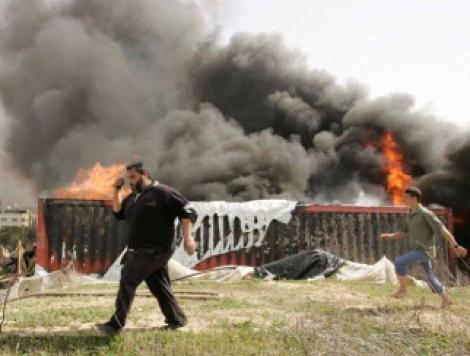 Hamas declara stare de urgenta in Fasia Gaza