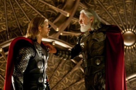 "A1.ro iti recomanda azi filmul ""Thor - 3D"""