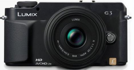 Lumix DMC-G3, visul fotografilor amatori