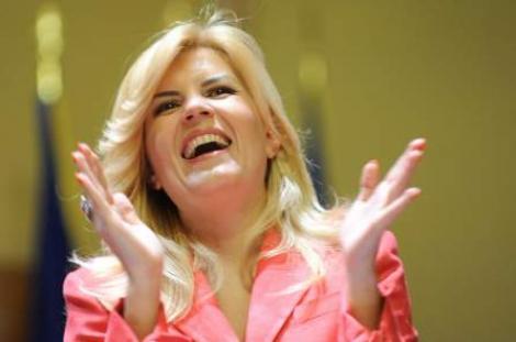 Elena Udrea: Sondajele deformeaza realitatea. PDL este in crestere