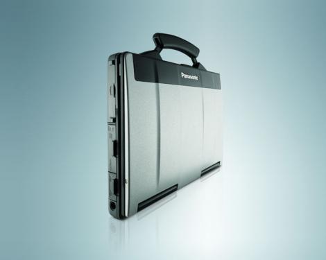 Rezistent si flexibil: Panasonic Toughbook CF-53