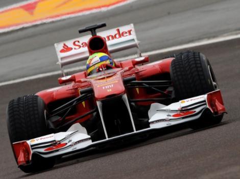 Fernando Alonso si-a prelungit pana in 2016 contractul cu Scuderia Ferrari