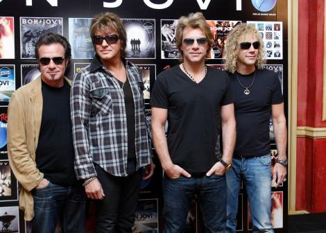 Suplimentare de bilete la concertul lui Bon Jovi