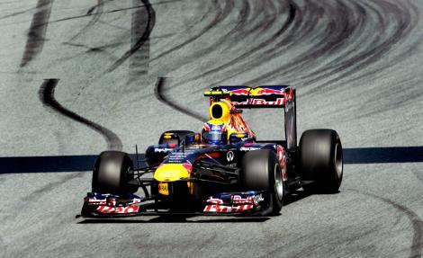 F1, MP al Spaniei: Pole postion pentru Mark Webber