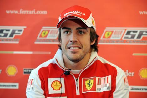 F1: Alonso va plati 58 de milioane de euro sa se repatrieze!