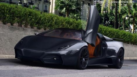 Arrinera, Lamborghini in varianta poloneza