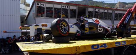 F1, MP Monaco: Pole pentru Vettel, cu salvarea in pista