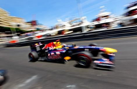 F1, MP Monaco: Din nou Vettel