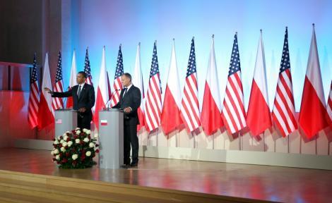 Barack Obama asigura Rusia ca scutul antiracheta din Europa nu este o amenintare