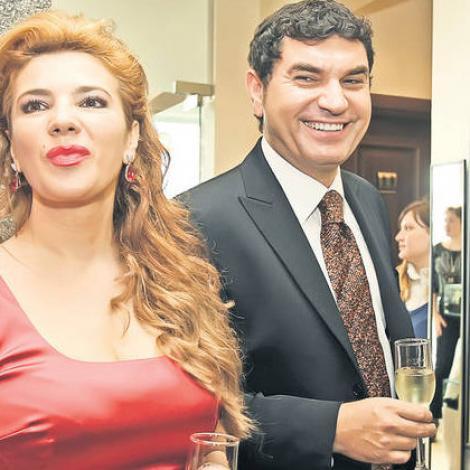 Cristi si Mihaela Borcea au dat petrecere de divort!