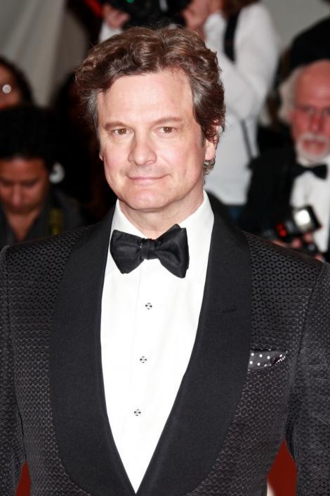 Colin Firth - un rebel neinteles, cu cercei in urechi