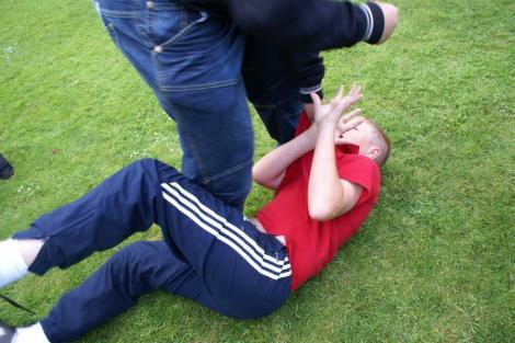 Dezbatere despre agresivitatea din scoli