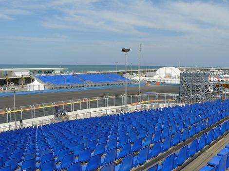 Spania: Un roman a furat 200 kilograme de suruburi de la standurile circuitului de F1
