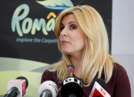 Udrea cumpara pixuri si geci de 1,6 milioane de euro