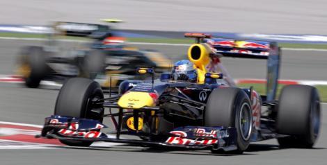 F1, MP al Turciei: Vettel, imbatabil