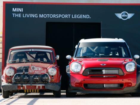MINI John Cooper Works WRC - Istoria se rescrie!