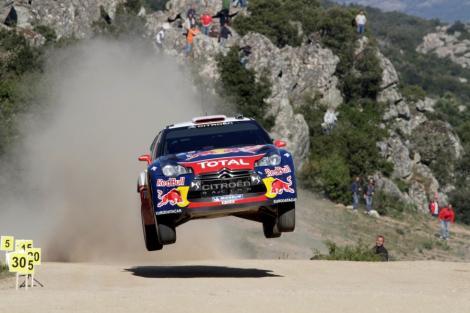 WRC, Raliul Italiei: Citroen DS3, de neinvins pe macadam