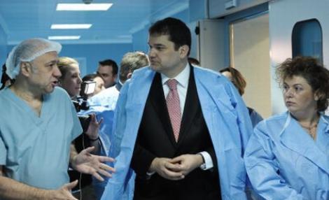 Ministrul Sanatatii: Clasificarea spitalelor s-a incheiat. Vor fi introduse criterii clare de finantare