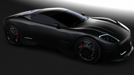 Pininfarina Coupe - un concept numai bun pentru un Fiat