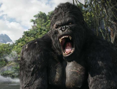 King Kong revine pe marile ecrane intr-un film de animatie