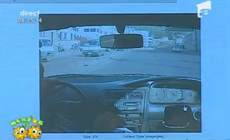 VIDEO! Vezi masina careia ii poti muta volanul unde vrei tu!