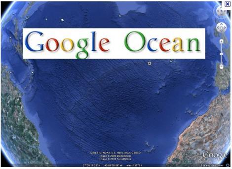 Exploreaza adancul oceanelor cu ajutorul Google Earth!