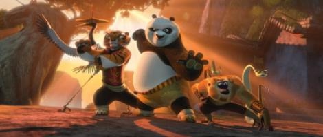 """A1.ro iti recomanda azi filmul """"Kung Fu Panda 2 - 3D"""""""