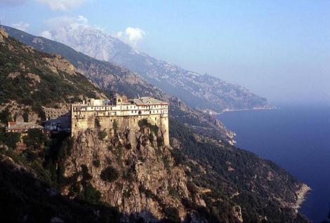 Imprejurimile Muntelui Athos - farmec si necunoscut