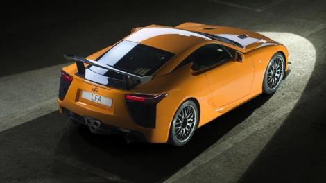 Lexus pregateste un LFA II