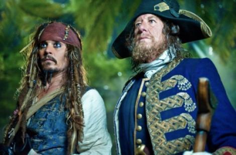 "A1.ro iti recomanda azi filmul ""Piratii din Caraibe: Pe ape si mai tulburi - 3D"""