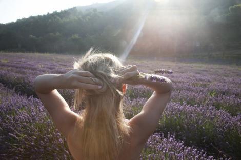 """Rozmarinul si lavanda, """"arme"""" parfumate impotriva stresului"""
