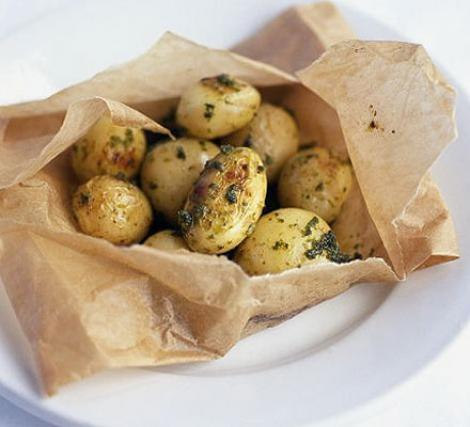 Retete cu cartofi noi - trufandaua verii!