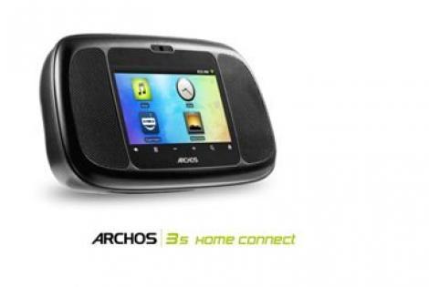 Archos Home Connect - radio oriunde!