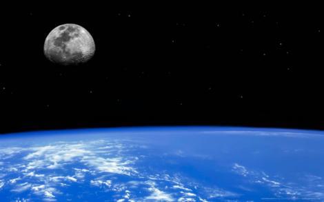Luna ar putea parasi orbita Pamantului pentru a deveni o planeta independenta