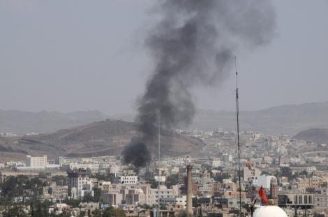 Presedintele yemenit, ranit intr-un asalt asupra Palatului prezidential