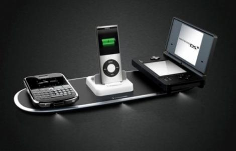 Powermat, solutia wireless pentru incarcarea gadgeturilor tale