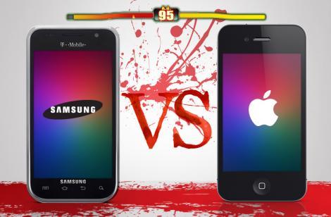 Razboiul brevetelor: Samsung cere autoritatilor din SUA sa interzica importul produselor Apple