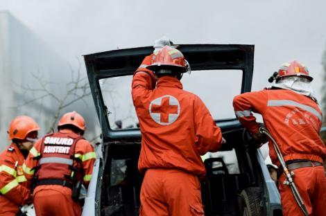 Accident grav in Constanta: un mort si 6 raniti
