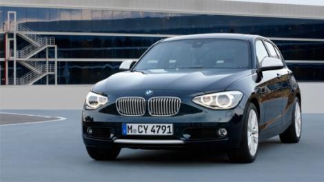 BMW ne prezinta noua Serie 1!