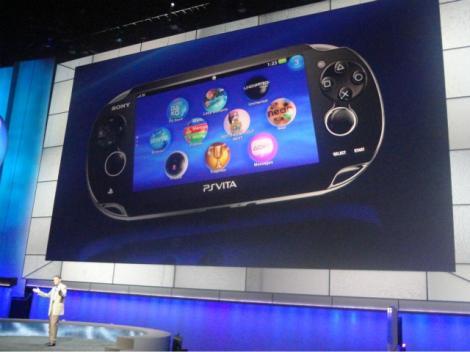 Noul PlayStation Vita vine odata cu Mos Craciun