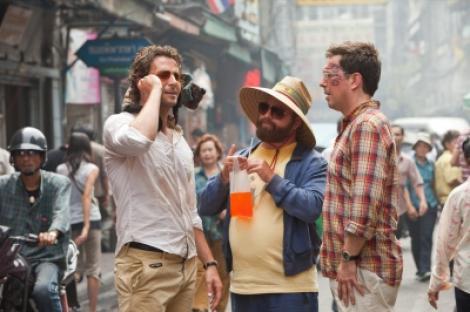 "A1.ro iti recomanda azi filmul ""The Hangover Part II - Marea mahmureala 2"""