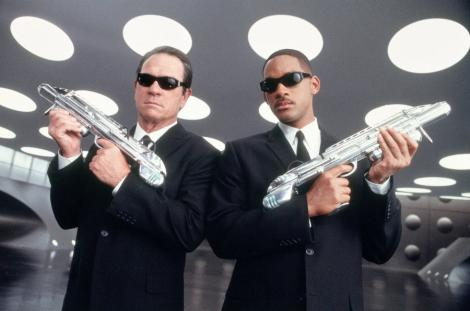 "Comedia ""Men In Black 3"" va aparea pe marile ecrane in 2012"