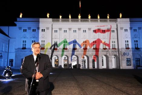 Polonia a preluat presedintia Uniunii Europene