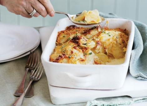 Reteta: Cartofi dauphinoise si sfaturi pentru un rezultat cat mai reusit