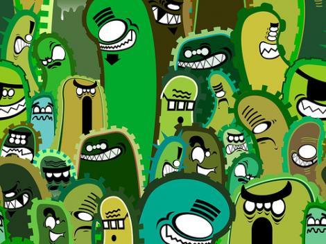 Studiu: Buricul uman poate contine peste 1400 de bacterii