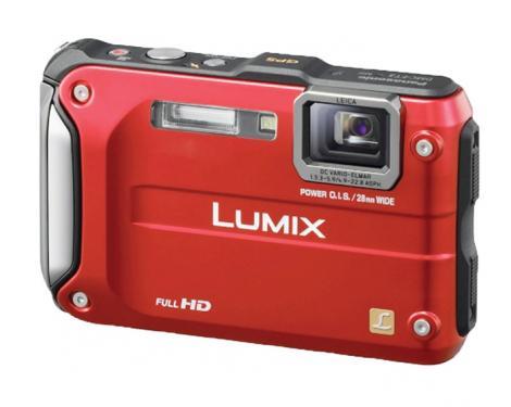 Lumix DMC-FT3, camera subacvatica cu GPS